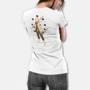 Тениска Наруто - в цял ръст Naruto Senjutsu Sage