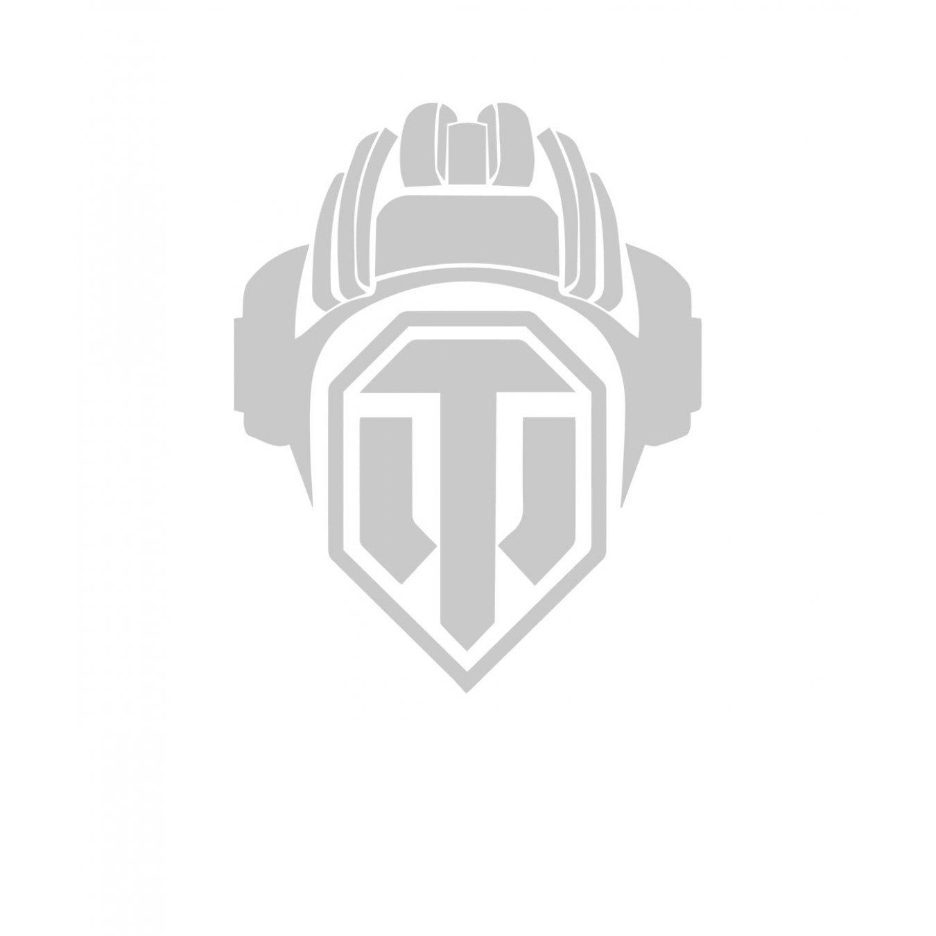 b50c9f9336b Тениска World of Tanks - БЯЛА с Лого Helmet на World of Tanks в Тематични  тениски