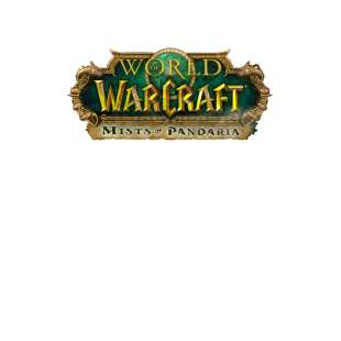 Тениска WOW - World of WarCraft Бяла - с оригиналното лого на Mists of...