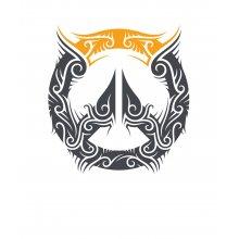 Тениска OverWatch с оригиналното лого в трибал