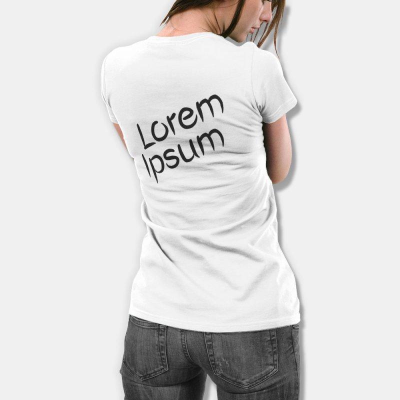 Тениска за Дизайнери Lorem Ipsum в Дамски тениски | в Tee.bg
