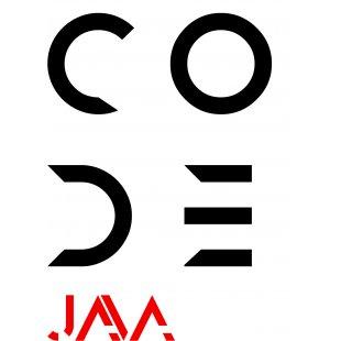 Тениска за програмисти с надпис CODE - Java