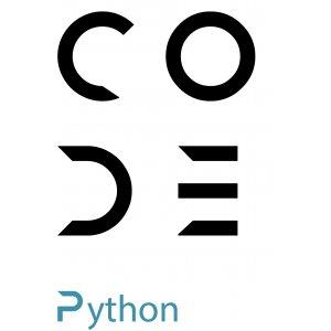 Тениска за програмисти с надпис CODE - Python