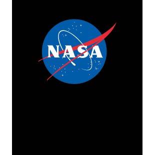 Дамска тениска с логото на NASA